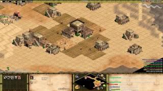 4v4 Arabia - Byzantines Pocket