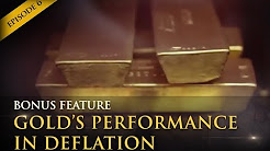 Gold Performance In Deflation - Mike Maloney & Harry Dent