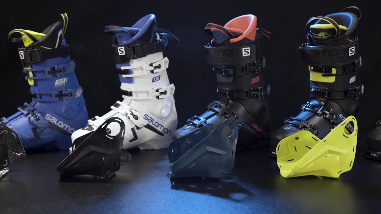 SMAX 120 On Piste & All Mountain Skischuhe Ski