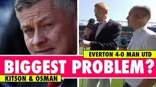 Is Ed Woodward the problem? | Everton 4 - 0 Man Utd | Astro SuperSport