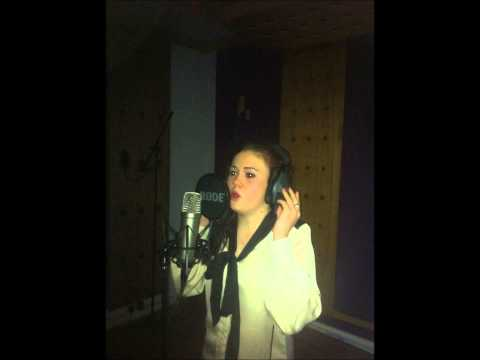 Adele 21 turning tables cover by Hanna Doswell aged 12!!!