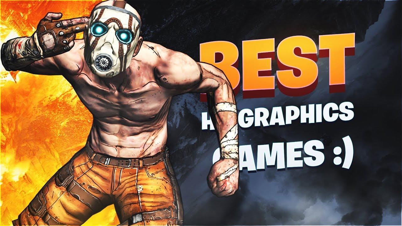 Top 10 High Graphics Games for Low Spec PC (512 MB VRAM / 1GB VRAM  / Intel HD Graphics)