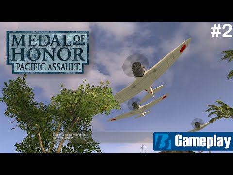 Medal of Honor: Pacific Assault - Ep 2 - Pearl Harbor