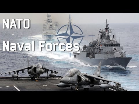 NATO Naval Forces | Navy | HD
