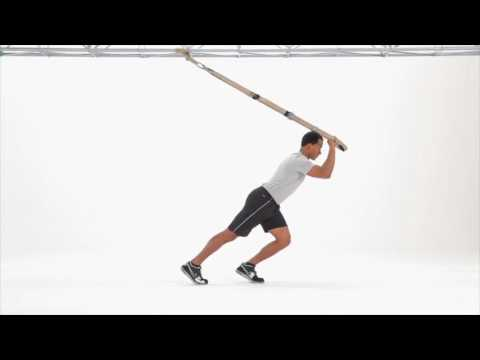 TRX Triceps Press Level 1