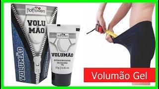 Volumão Gel creme funciona? como usar onde comprar  Gel  Volumão ?