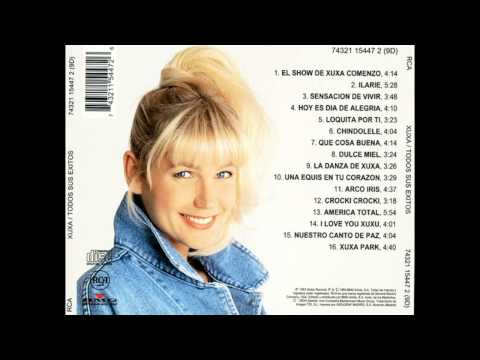 Xuxa - Todos Sus Exitos ( CD Completo ) 1993