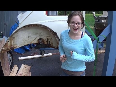 Ep 13 DIY Gantry Crane and Body Lift