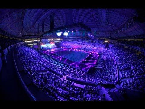 Opening Ceremony - 15th FINA World Championships Barcelona 2013