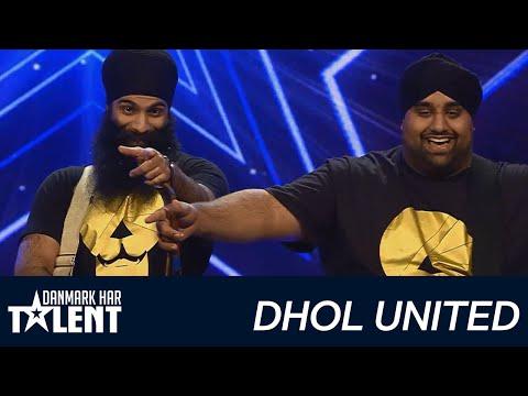 Dhol United - Danmark har talent - Live 3