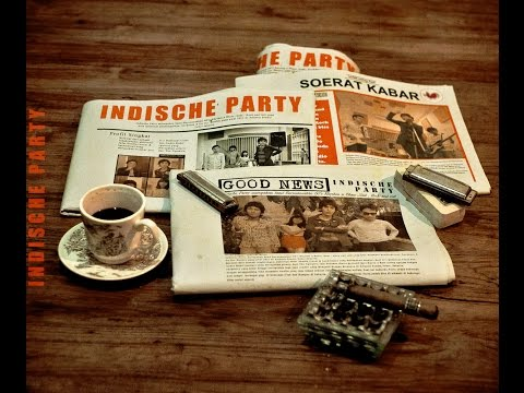 Indische Party - On With The Party (Audio)