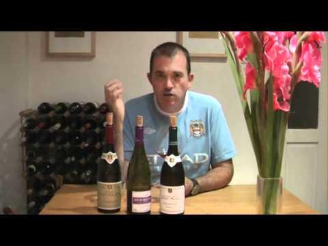 Burgundy tasting with Jamie Goode