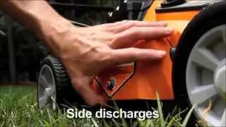 [Best Price] WORX WG789 19-Inch 36 Volt Cordless PaceSetter Self Propelled 3-In-1 Lawn Mower