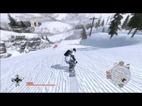 Shaun White Snowboarding park city (PS3)