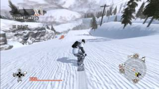 Shaun White Snowboarding park city (PS3)