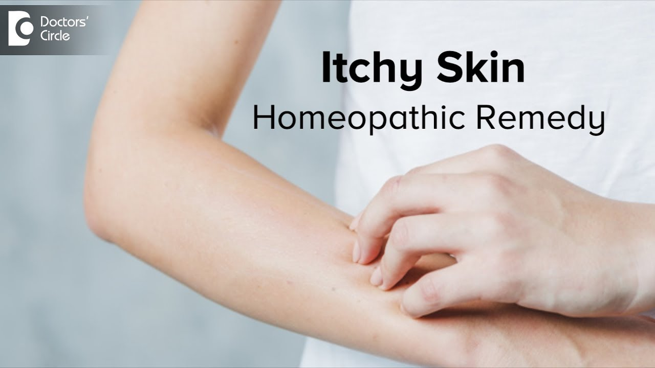 Itchy Skin » How to Prevent And Treat Dry Skin