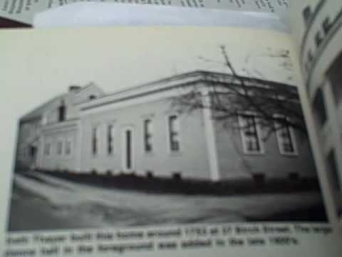 historical Milford society ma