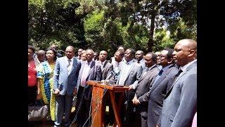 President Uhuru accommodates more of Raila-men in the government | Sunday Edition