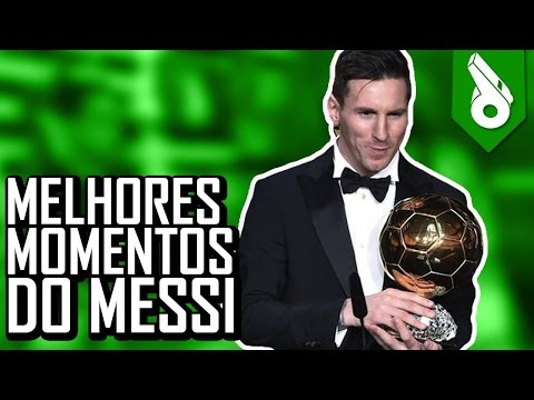 TOP 10 GOLS DO MESSI - FRED +10