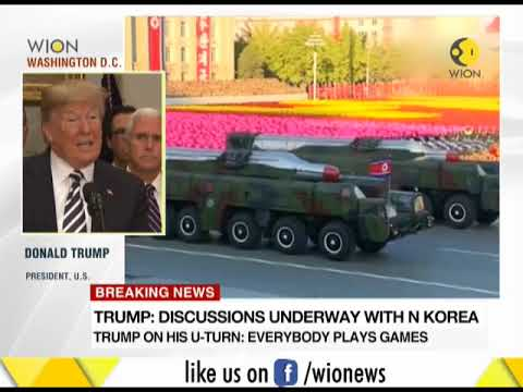 Breaking News: Singapore summit with Kim Jong-un can still continue, says Donald  Trump