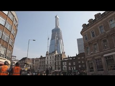 The Shard Skyscraper Documentary - Vertical Expectations
