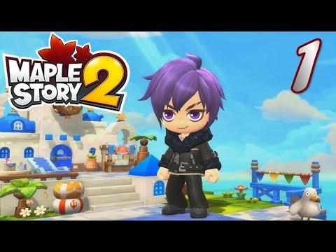 MapleStory 2 - Ep. 1
