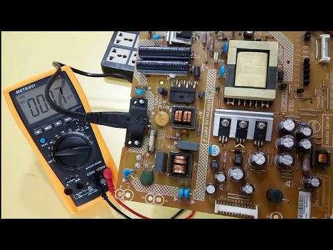 LCD LED TV Power Supply Repairing Complete Guide