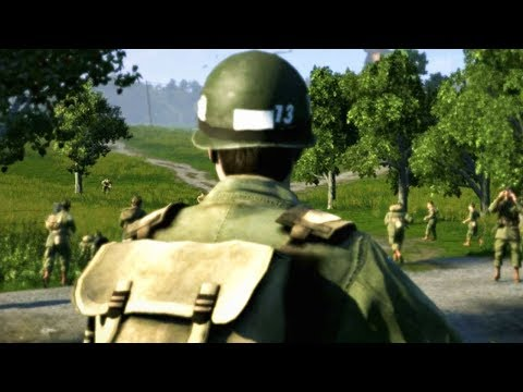 Brothers In Arms: Hell's Highway Gameplay (PC HD)