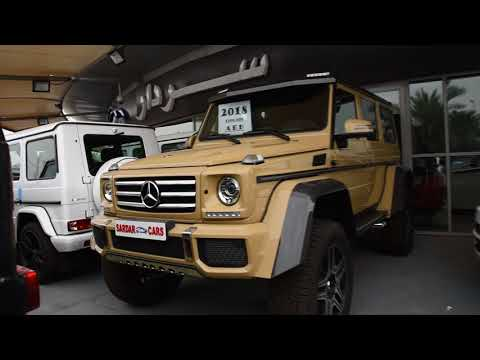 Sardar cars Dubai A lot of G wagons