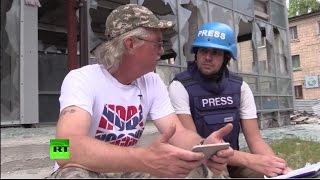 Позывной «Техас»: американец вступил в ряды ополчения Донбасса