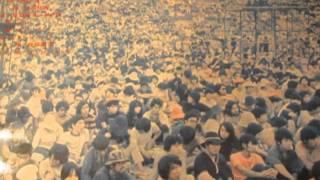 1971年 中津川全日本フォークジャンボリー デビュー前のGARO - たんぽぽ...