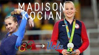 Madison Kocian - Olympics to UCLA