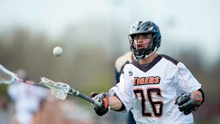 Men's Lacrosse: RIT vs Ithaca 4-19-16