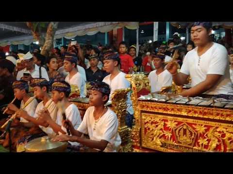 Gong Rejang Renteng Banjar Dukuh, Desa Beraban, Kediri Tabanan | Tanah Lot Bali