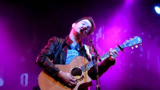 Andy Grammer - Apologize ( XL106.7's XLent Xmas 12-14-11 House of Blues Orlando, FL )