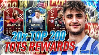 FIFA 21: 20X TOP 200 TOTS-REWARDS 🔥