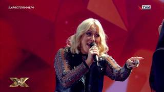 Destiny and Amelia Lily light up the place   X Factor Malta Season 02   Final Live Show YouTube Videos