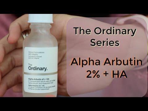 Alpha Arbutin 2% + HA
