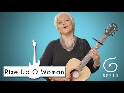 Rise Up O Woman - Official Music Video | Geetu Unplugged