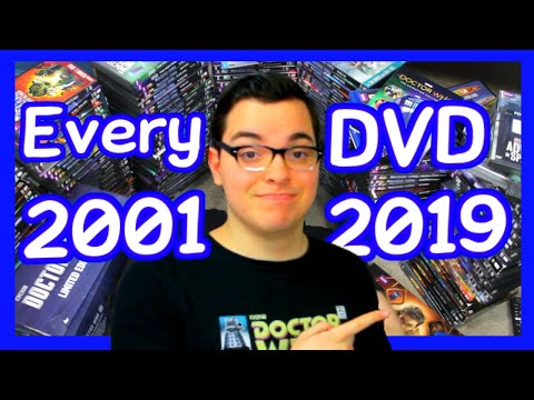 A History Of Classic Doctor Who DVDs For The US/CA (Region 1)