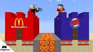 MİNECRAFT McDonald