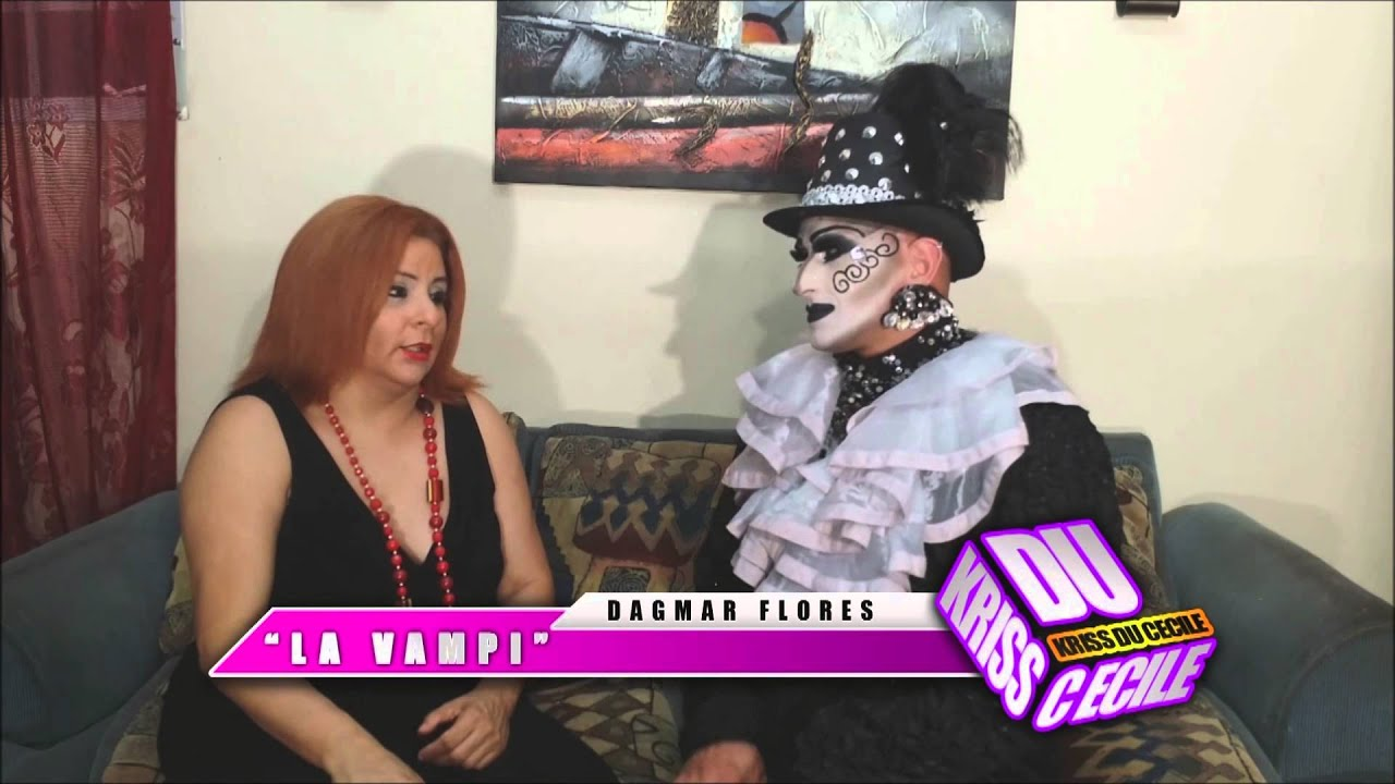 Vampi desnuda La video
