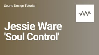 How to make some sounds from Jessie Ware 'Soul Control' with DRC