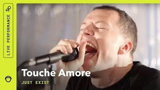 """Touche Amore """"Just Exist"""": Live From Sonos Studio"""