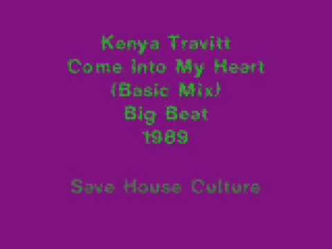 Kenya Travitt - Come into my heart (basic mix), Big Beat 1989