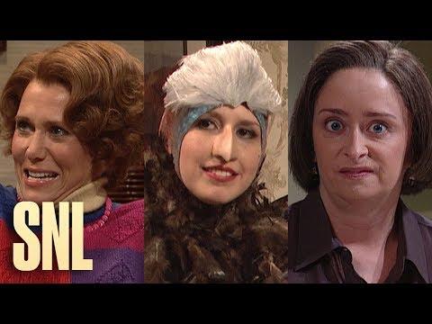 SNL Goes to Thanksgiving Dinner