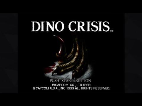 [PS] Dino Crisis 2 - New Game - HARD - No Damage S rank kill all enemies