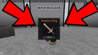 I JUST UNBOXED A SKELETON KING EXOTIC... (ROBLOX ASSASSIN...?)