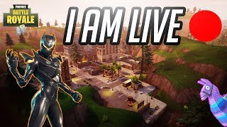 ✅PLAYING WITH SUBS! - XBOX FORTNITE PLAYER (OLD SCHOOL) - NEW LEGENDARY SKIN!
