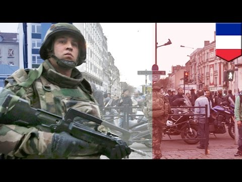 Paris attacks compilation (2/2): Timeline of events and the hunt for the terrorists - TomoNews